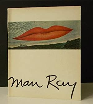 MAN RAY. Exposition 1972.