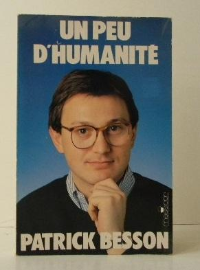 UN PEU D'HUMANITE.
