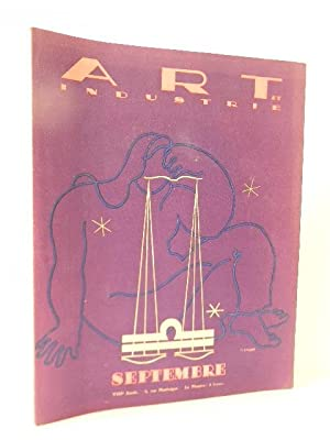 ART ET INDUSTRIE ? septembre 1932.