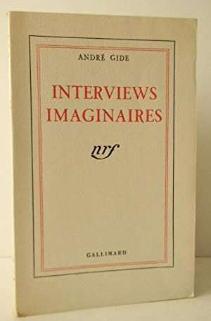 INTERVIEWS IMAGINAIRES.