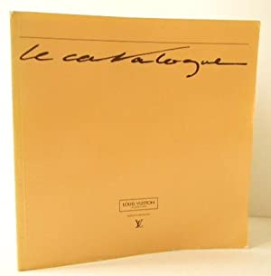 LE CATALOGUE LOUIS VUITTON 1987-1988.