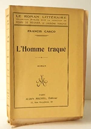 L?HOMME TRAQUE.