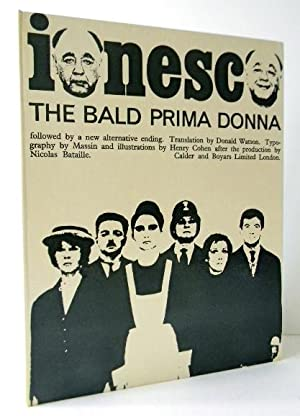 THE BALD PRIMA DONNA. Followed by a new alternative ending.