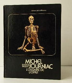 MICHEL JOURNIAC. L'ossuaire de l'esprit.: BODY ART] PAQUET