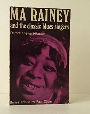 MA RAINEY and the classic blues singers.