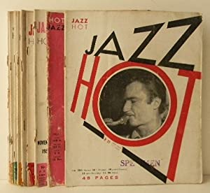 JAZZ HOT. La revue internationale du jazz.
