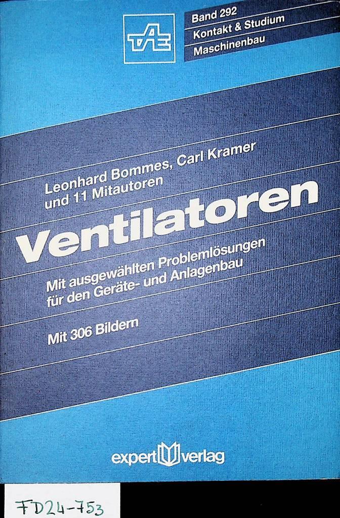ventilatoren - AbeBooks