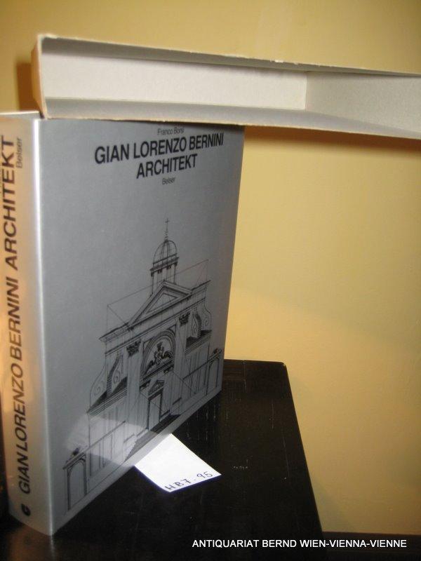 Gesamtwerk Architektur gian lorenzo bernini architekt das gesamtwerk borsi franco