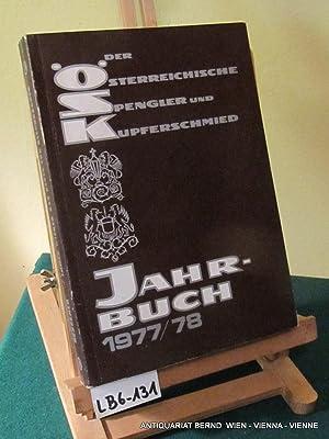 Der österreichische Spengler und Kupferschmied : Jahrbuch: Landesinnung Wien d. Spengler u. ...