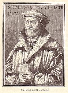 KONZUL / Stephan Consul aus Istrien, Stjepan Konzul Istranin (1521-1568?)