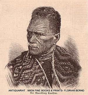 TAWHIAO, Maori King (ca.1822-1894)