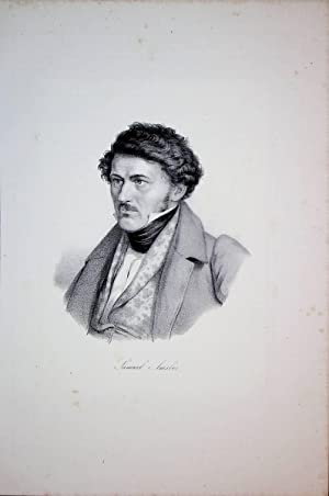 AMSLER, Samuel Amsler (1791-1849) Schweizer Kupferstecher