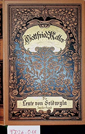 Die Leute von Seldwyla. Erzählungen. Zweiter Band: Keller, Gottfried: