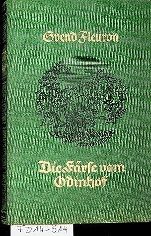 Die Färse vom Odinhof. Roman.: Fleuron, Svend: