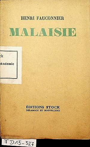Malaisie.: Fauconnier, Henri: