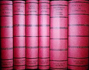 Magnus-Kulturgeschichte Konvolut folgender Bände: 1) Thompson, John
