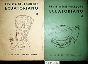Revista del folklore ecuatoriano 2 and 3