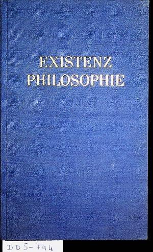 Existenzphilosophie von Kierkegaard bis Sartre: Gabriel, Leo: