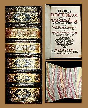 Flores doctorum pene omnium tam Graecorum, quam: Thomas de Hibernia