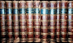 The Charles Dickens Edition. in 21 volumes.: Dickens, Charles: