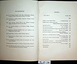 THE INDO-ASIAN CULTURE. Vol. V: No. 2,: Indian Council for