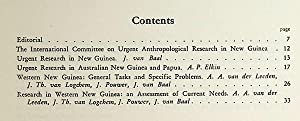 BULLETIN OF THE INTERNATIONAL COMMITTEE ON URGENT ANTHROPOLOGICAL AND ETHNOLOGICAL RESEARCH No. 4...