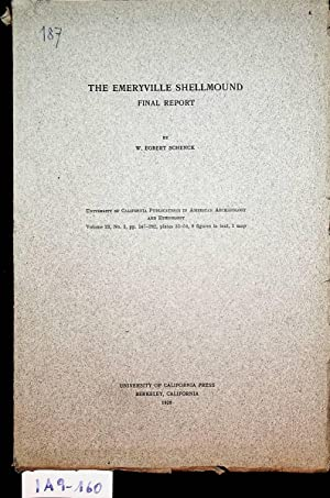 The Emeryville Shellmound : final Report. (=University of California Publications in American Arc...