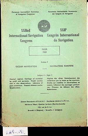 XXIIe Congrès International de Navigation / Permanent