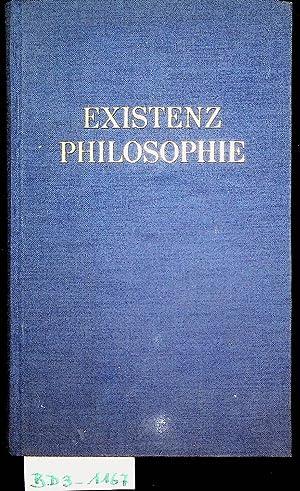 Existenzphilosophie. Von Kierkegaard bis Sartre.: Gabriel, Leo: