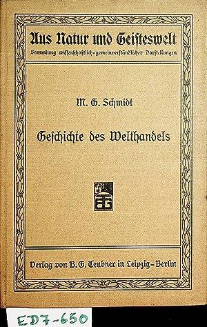 Max Georg Schmidt Used Abebooks
