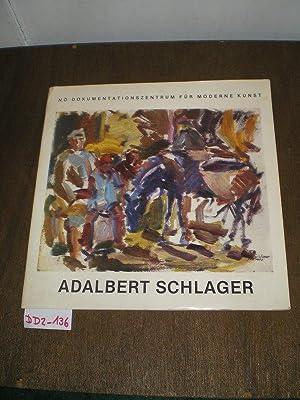 Adalbert Schlager - Malerei und Graphik :