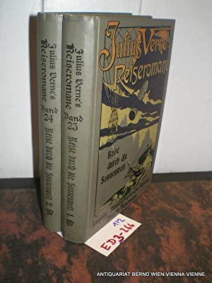 Reise durch die Sonnenwelt. 1. und 2.: Verne, Jules (