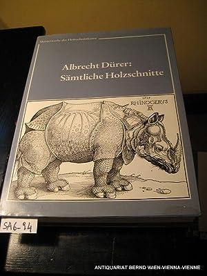Albrecht Dürer Sämtliche Holzschnitte Einl. von André: Dürer, Albrecht: