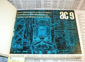 Revue internationale d'amiante-ciment/INTERNATIONALE ASBESTZEMENT-REVUE/International asbestos-cement review. ac