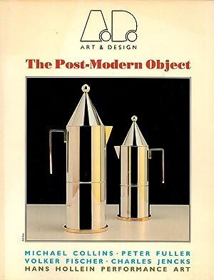 A. D. Art & Design. The Post-Modern: Papadakis, Andreas C.