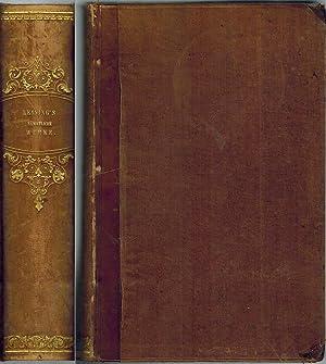 Lessing's sämmtliche Werke in Einem Bande. Mit: Lessing, Ephraim Gotthold