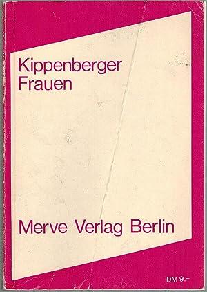 Frauen. [= Merve 93].: Kippenberger, Martin (Hg.)