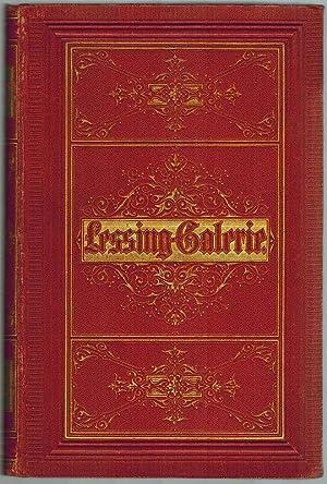 Lessing-Galerie. Charaktere aus Lessing's Werken. Gezeichnet von: Pecht, Friedrich