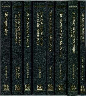 History of Microscopy Series. A Facsimile Edition.: McCormick, James B.