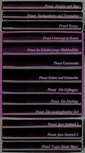 Frankfurter Ausgabe herausgegeben von Luzius Keller. Erste: Proust, Marcel
