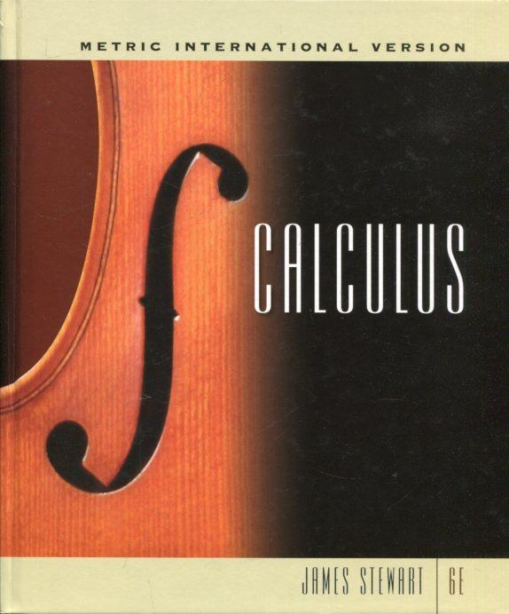 Calculus by stewart james abebooks fandeluxe Image collections