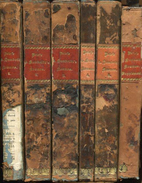 Briefe Alexander Von Humboldt : Alexander von humboldts kosmos humboldt zvab