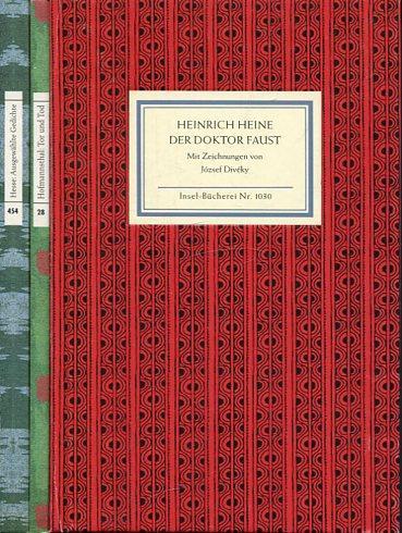 1: Der Doktor Faust. / 2: Vom: 1: Heine, Heinrich