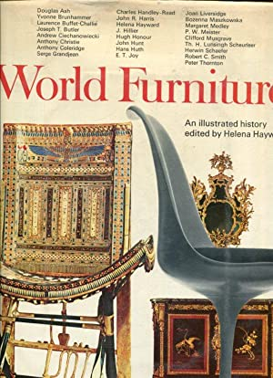World Furniture. An Illustrated History.: Hayward, Helena