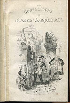 The Confessions of Harry Lorrequer. With numerous Illustrations by Phiz.: Lever, Charles James (...