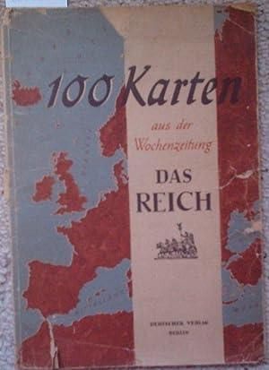 100 Karten aus der Wochenzeitung Das Reich.