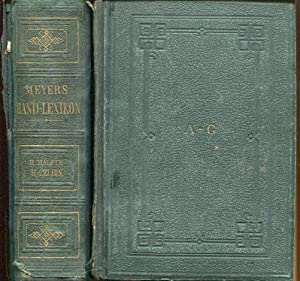 Meyers's Hand-Lexikon des allgemeinen Wissens in einem