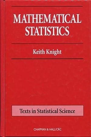 Mathematical Statistics.: Keith Knight