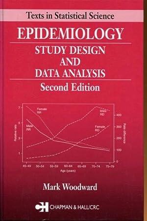 Epidemiology: Study Design and Data Analysis.: Woodward, Mark