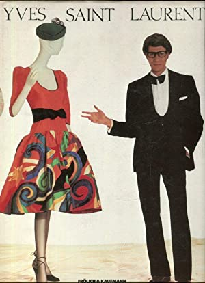 Yves Saint Laurent. The Metropolitan Museum of Art, New York.